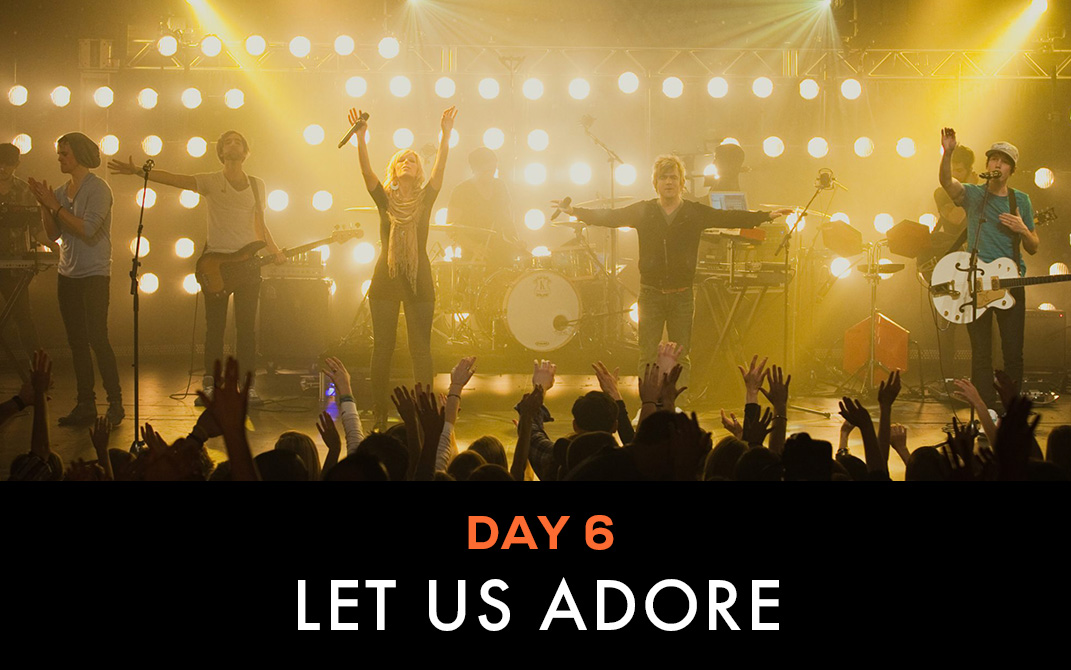 The Overflow Devotional by Elevation Worship - Day 6