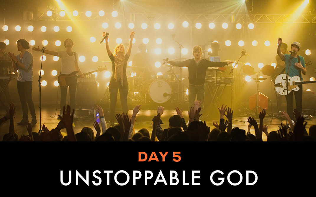 The Overflow Devotional by Elevation Worship - Day 5