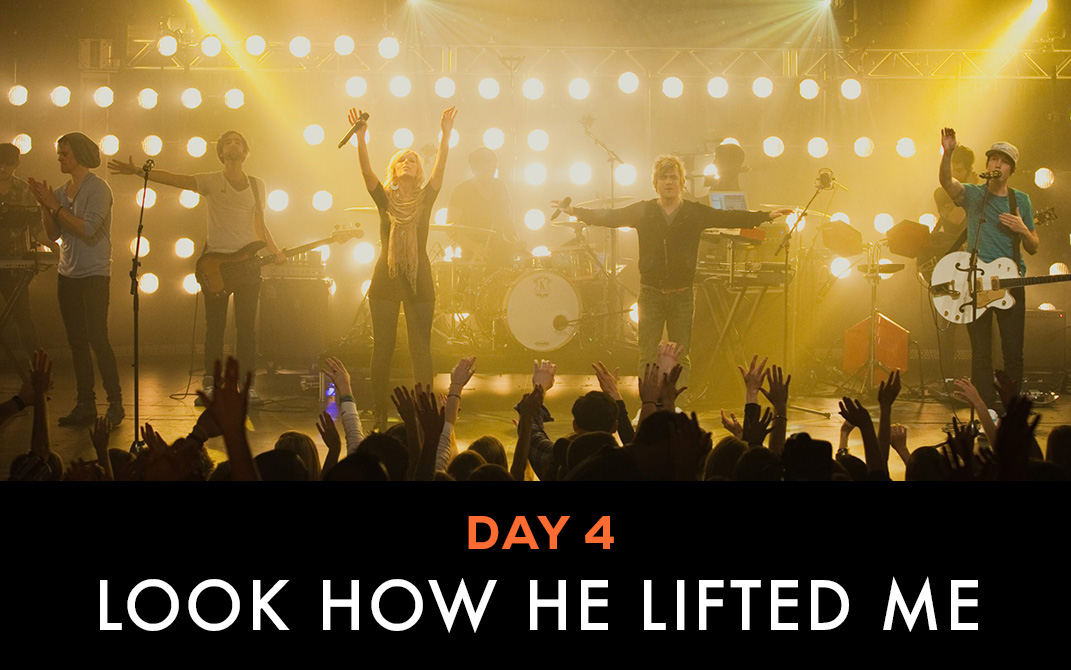 The Overflow Devotional by Elevation Worship - Day 4
