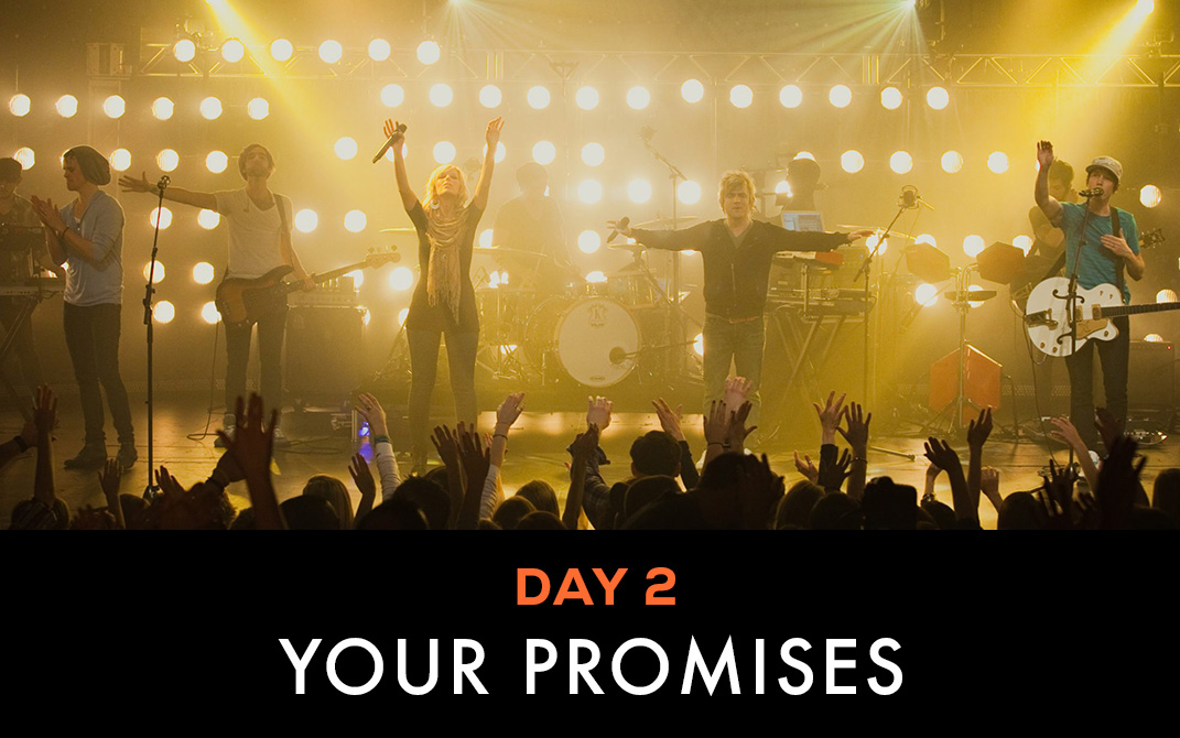 The Overflow Devotional by Elevation Worship - Day 2