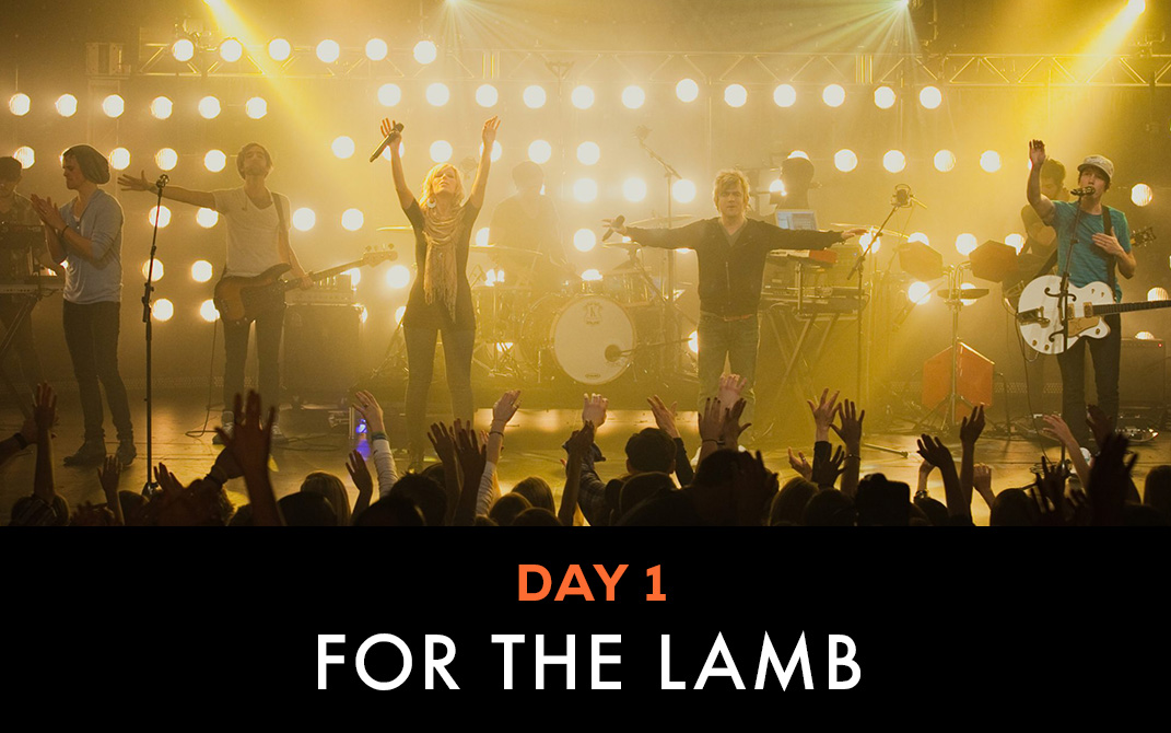 The Overflow Devotional by Elevation Worship - Day 1