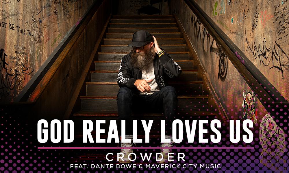"""God Really Loves Us"""