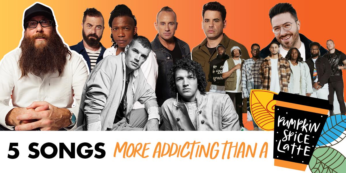 5 Songs More Addicting than a Pumpkin Spice Latte
