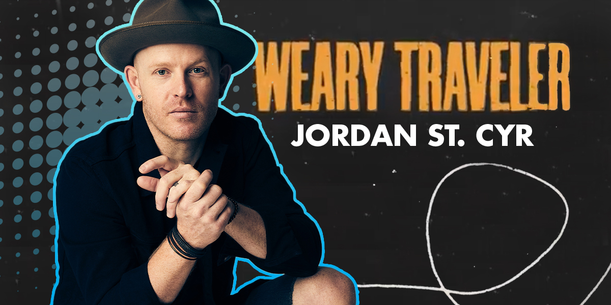 """Jordan St. Cyr """"Weary Traveler"""""""