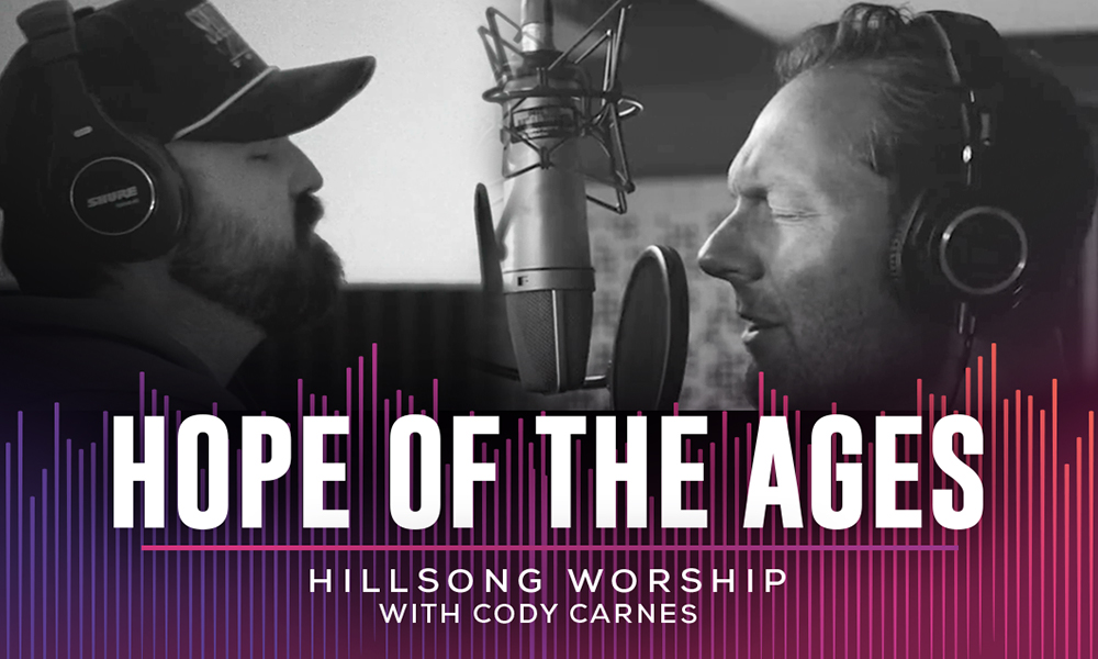 """@Hillsong Worship's single """"Hope of the Ages""""."""