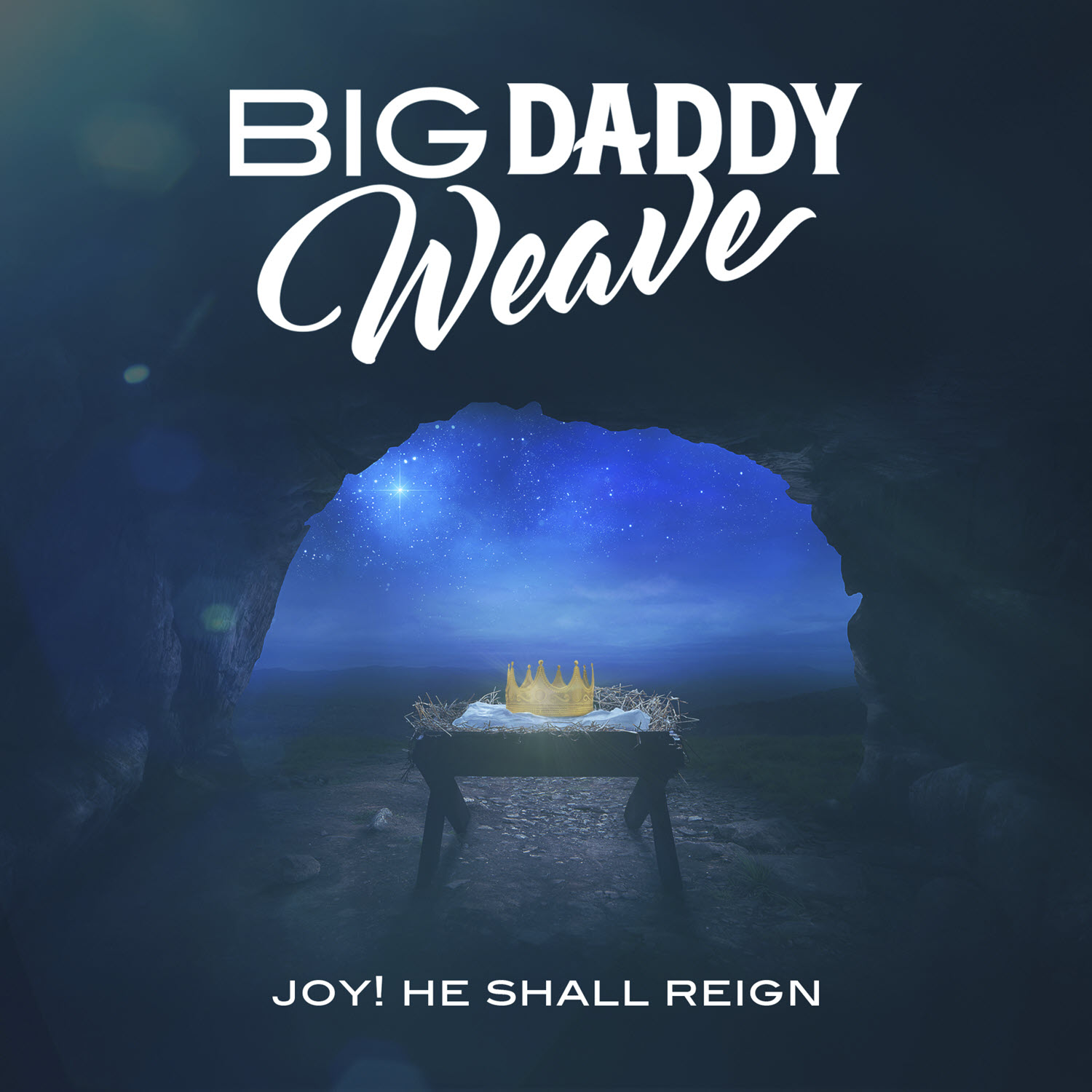 Joy! He Shall Reign (Single)