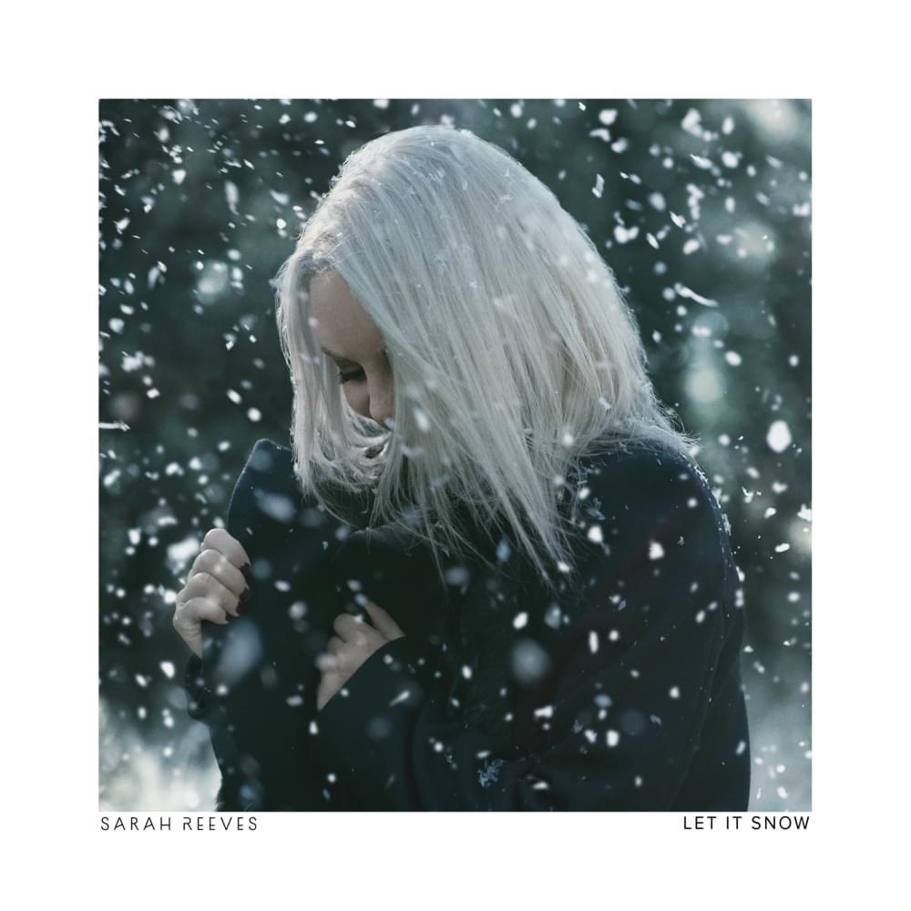 Sarah Reeves Let It Snow Album Cover