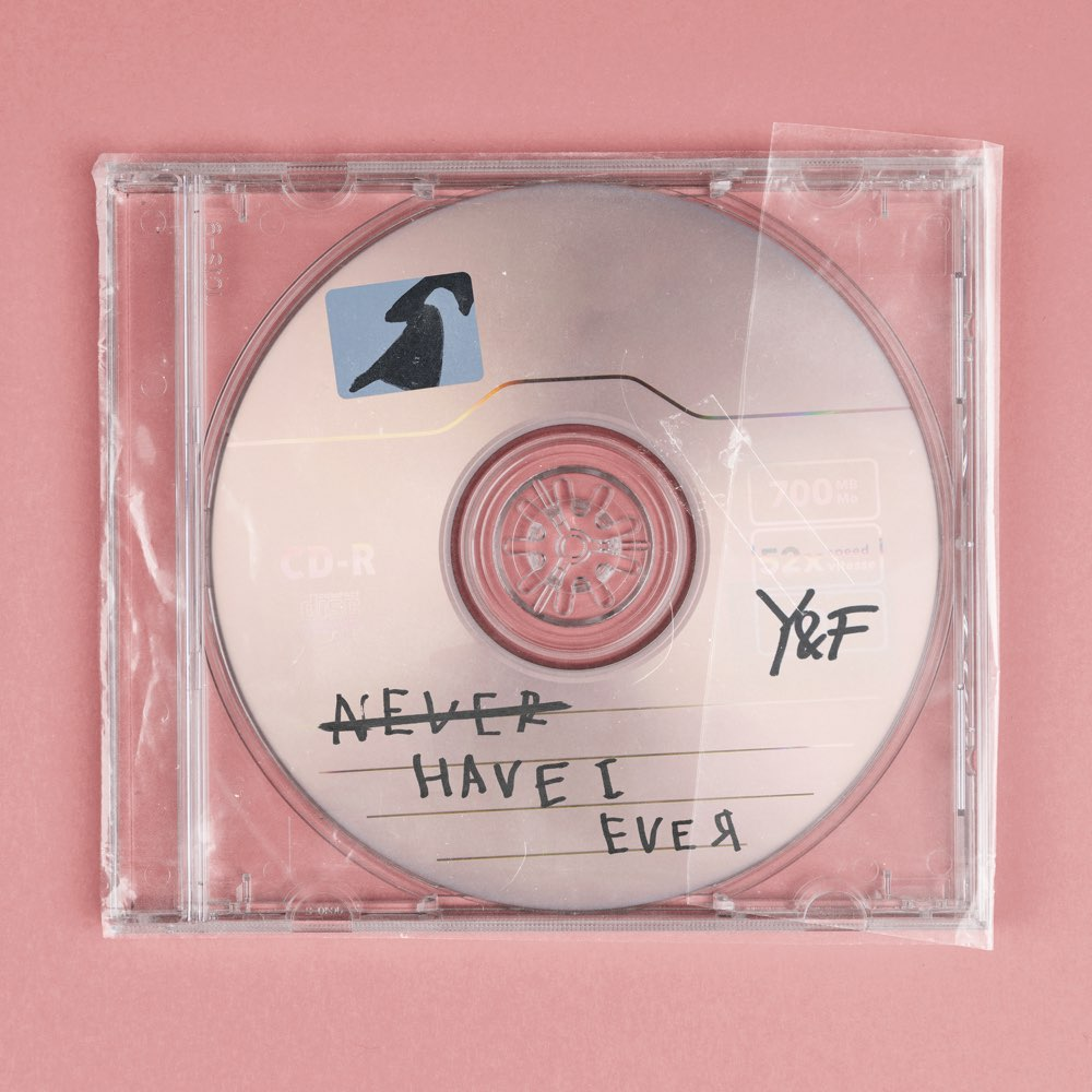 Never Have I Ever - Single Album Art